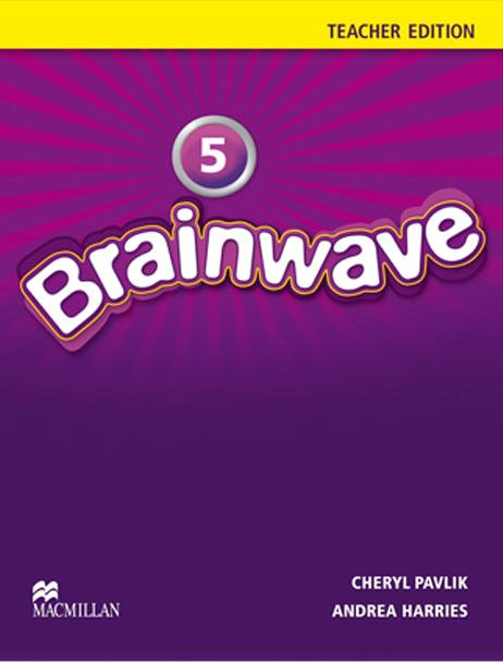 Brainwave 5 Teacher Edition Pack touchstone teacher s edition 4 with audio cd