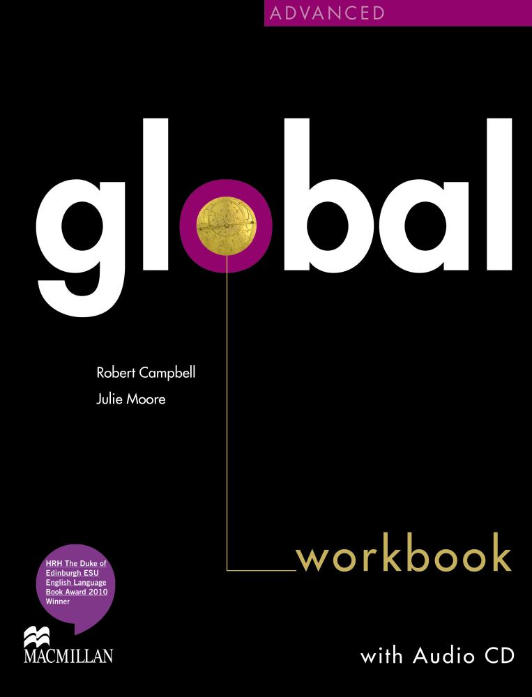 Global Global Adv Workbook & CD Pack global beginner workbook cd key