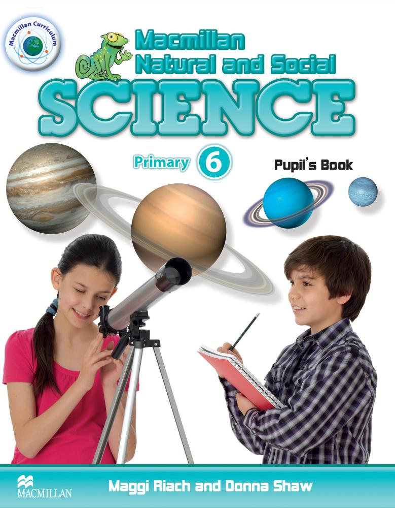 Mac Natural & Social Science Level 6 Pupil's Book mac