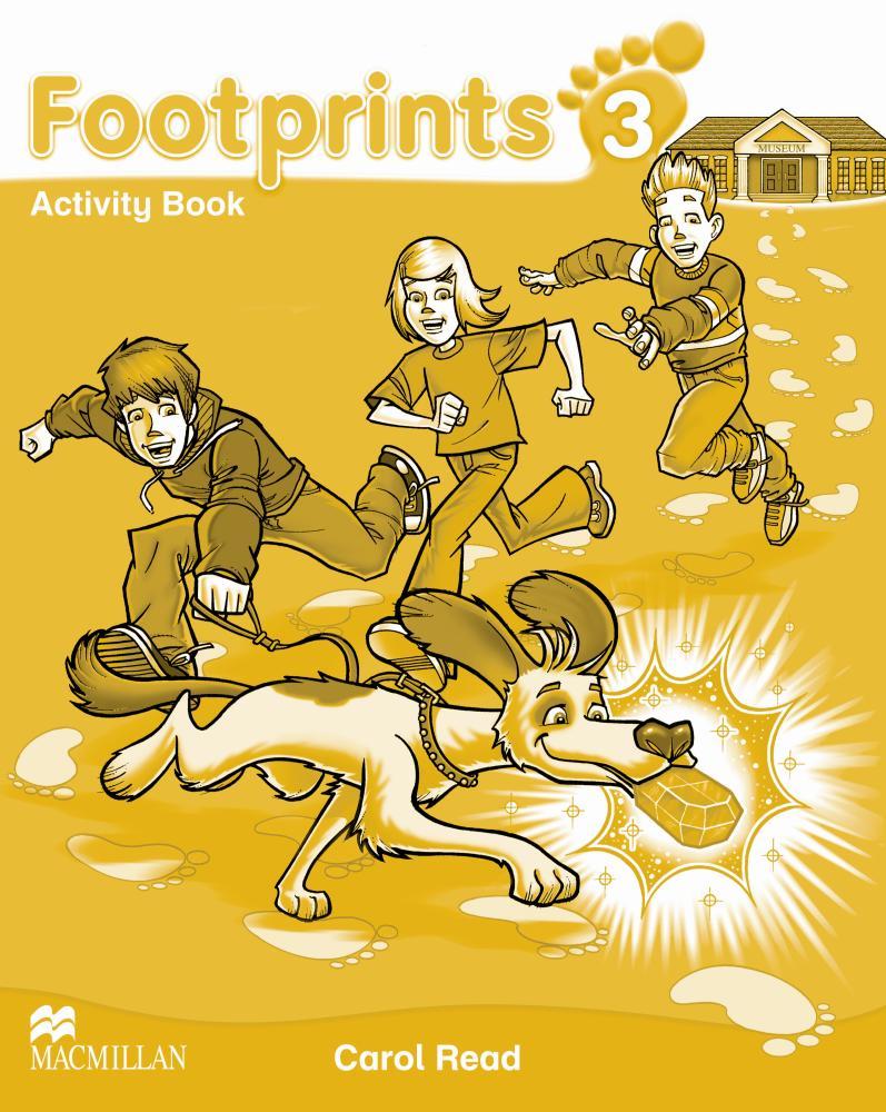 Footprints 3 AB