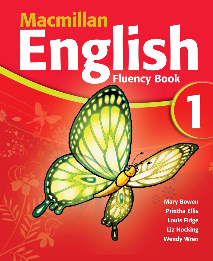 Macmillan English 1: Fluency Book mastering english prepositions
