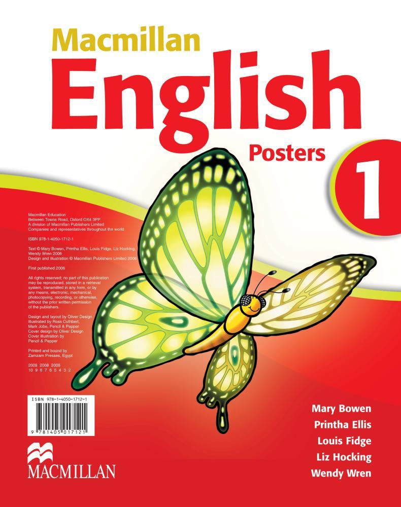 Mac Eng 1 Posters mac eng 6 practice book r