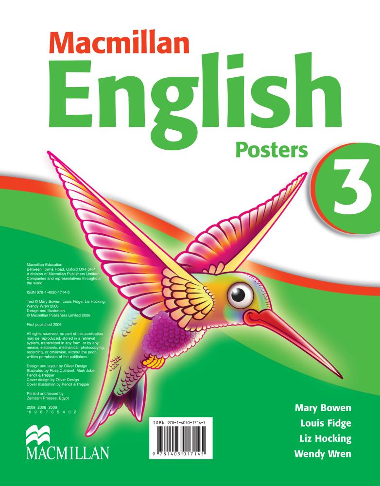 Mac Eng 3 Posters mac eng 6 practice book r