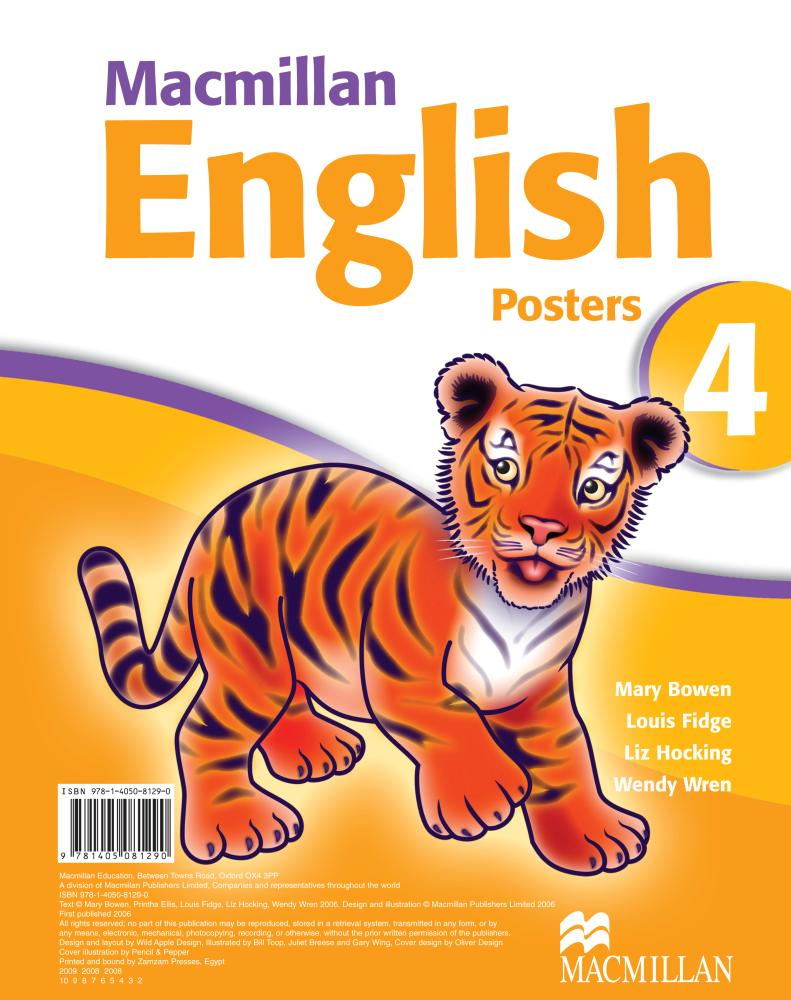 Mac Eng 4 Posters mac eng 6 practice book r