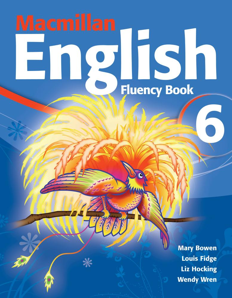 Mac Eng 6 Fluency Bk bowen m ellis p fidge l et al mac eng 5 fluency bk cd x2