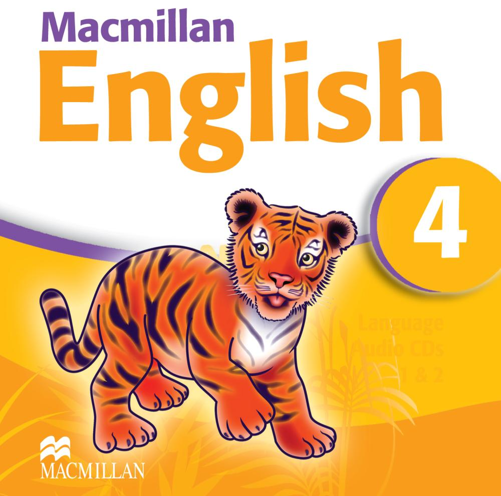 Macmillan English 4 (аудиокурс на 2 CD) macmillan english 4 practice book cd rom