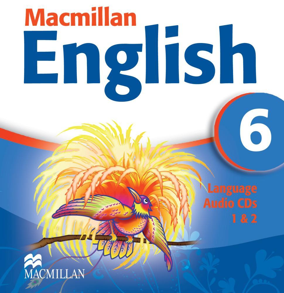 Mac Eng 6 Language Book CD x2 cd диск fleetwood mac rumours 2 cd