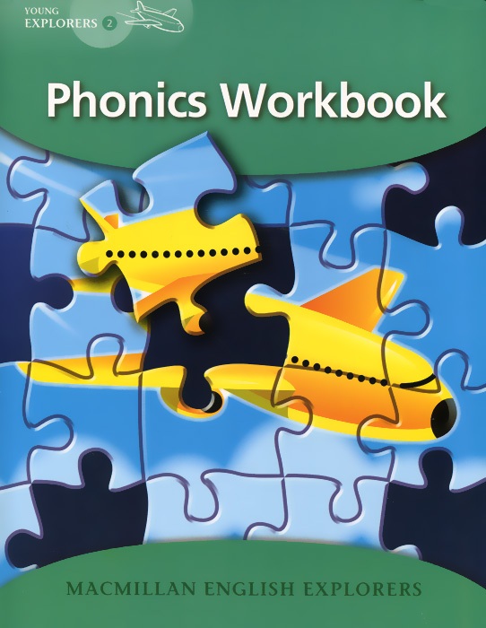 Young Explorers 2: Phonics Workbook the muddy sheep young explorers level 2