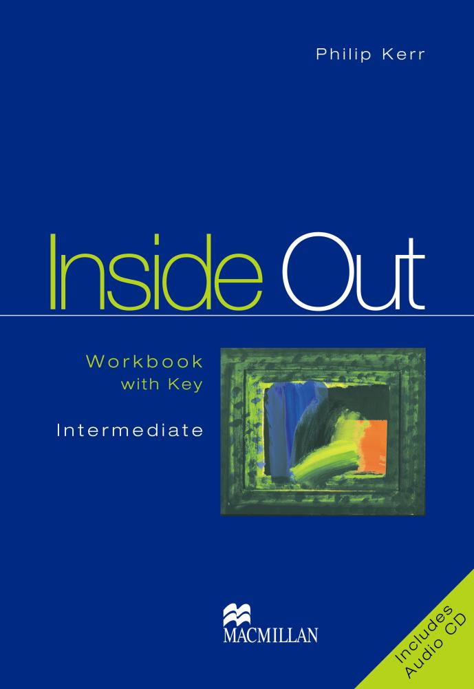 Inside Out: Intermediate: Workbook Pack with Key (+ CD) global beginner workbook cd key