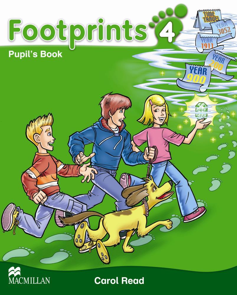 Footprints 4 PB #ост./не издается#
