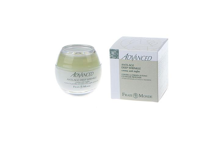 Frais Monde Крем для лица Advanced, антивозрастной, против глубоких морщин, с экстрактом аниса и протеинами миндаля, 50 мл тормозные колодки дисковые brembo p68008