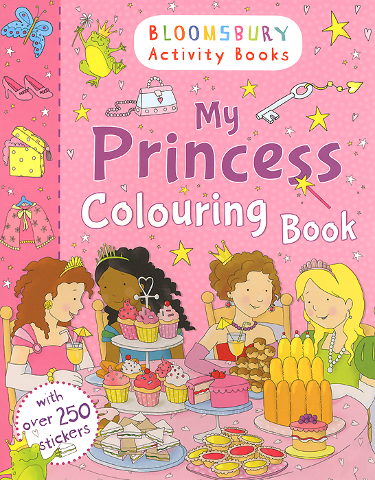My Princess: Colouring Book die hard the official colouring book
