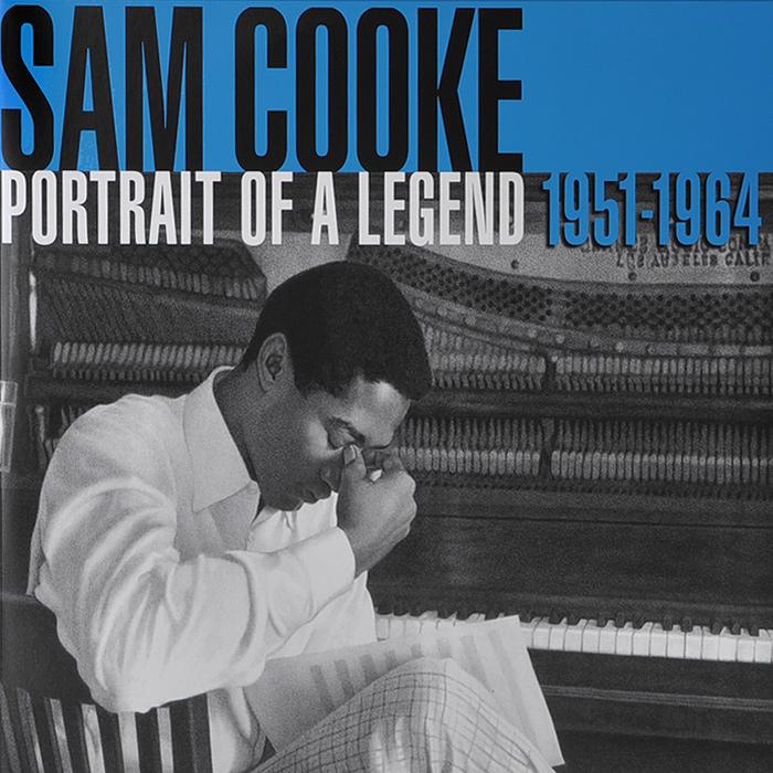 Сэм Кук Sam Cooke. Portrait Of A Legend. 1951-1964 (2 LP) sam cooke sam cooke twistin the night away