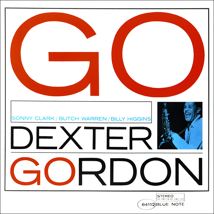 Dexter Gordon. Go! (LP)