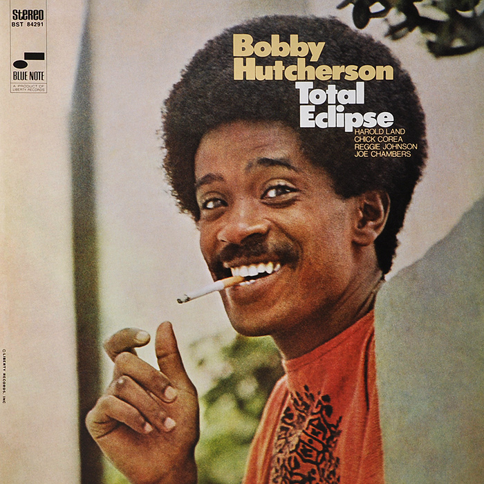 Бобби Хатчерсон Bobby Hutcherson. Total Eclipse (LP) футболка element signature ss total eclipse