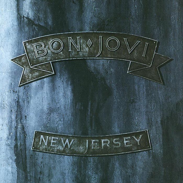 Bon Jovi Bon Jovi. New Jersey виниловая пластинка bon jovi new jersey