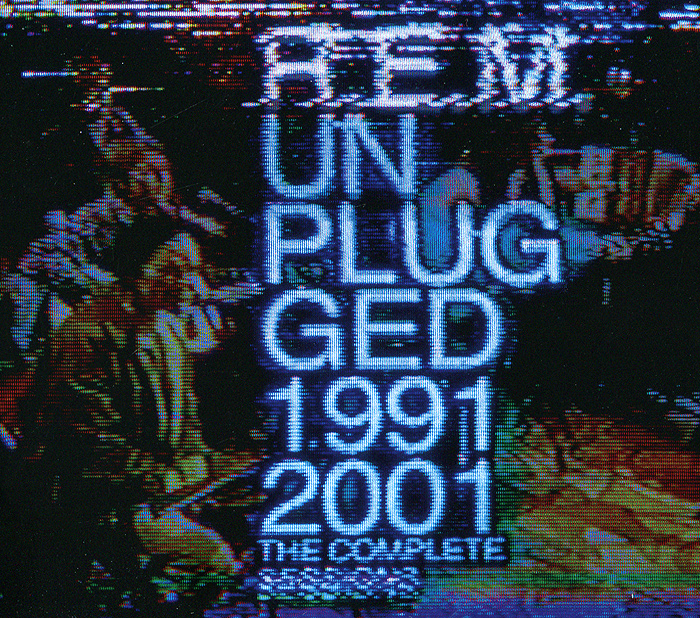 R.E.M. R.E.M. Unplugged 1991 & 2001. The Complete Sessions (2 CD)