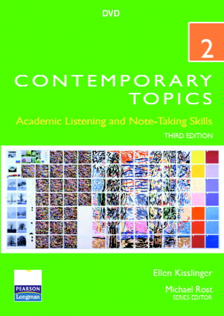 Contemporary Topics 3Ed 2 DVD christian analytical chemistry 3ed