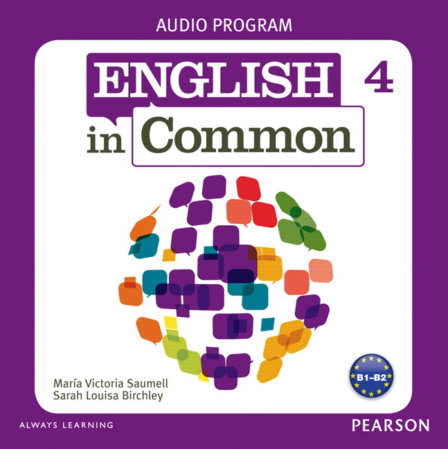 English in Common 4 Cl Audio CDs deixis in english