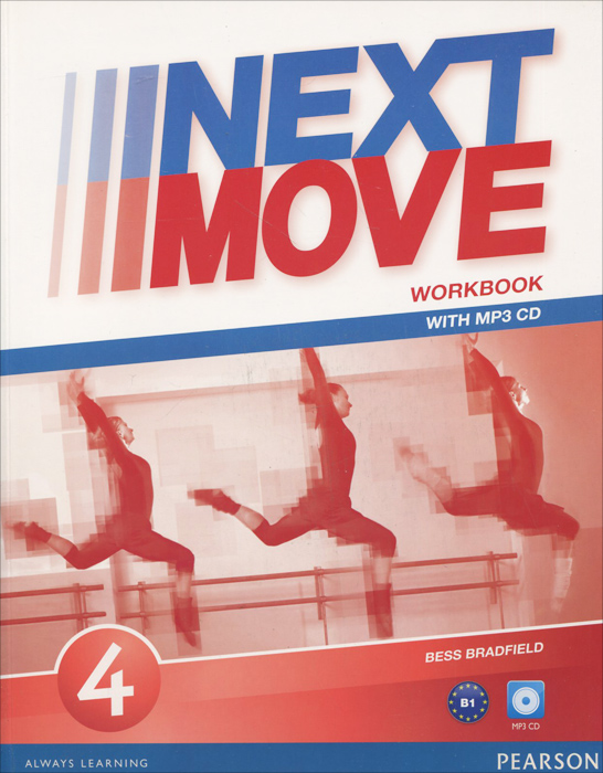 Next Move 4: Workbook (+ MP3) next move 2 workbook mp3