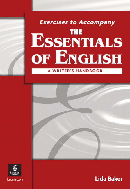 Essentials of Eng: A Writer's Handbook   WB alexander haislip essentials of venture capital