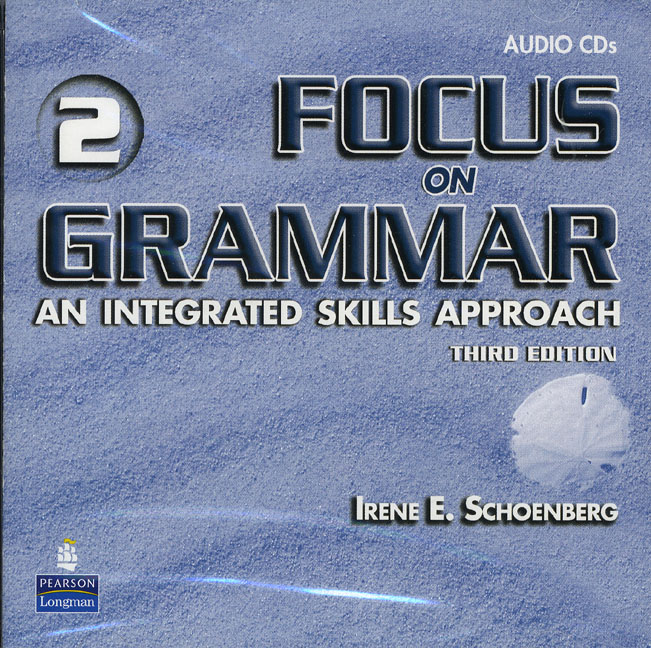 Focus on Gram – 3Ed Basic A/CD Set jenefer philp focus on oral interaction