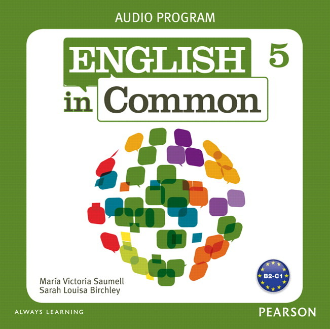 English in Common 5 Cl Audio CDs mastering english prepositions