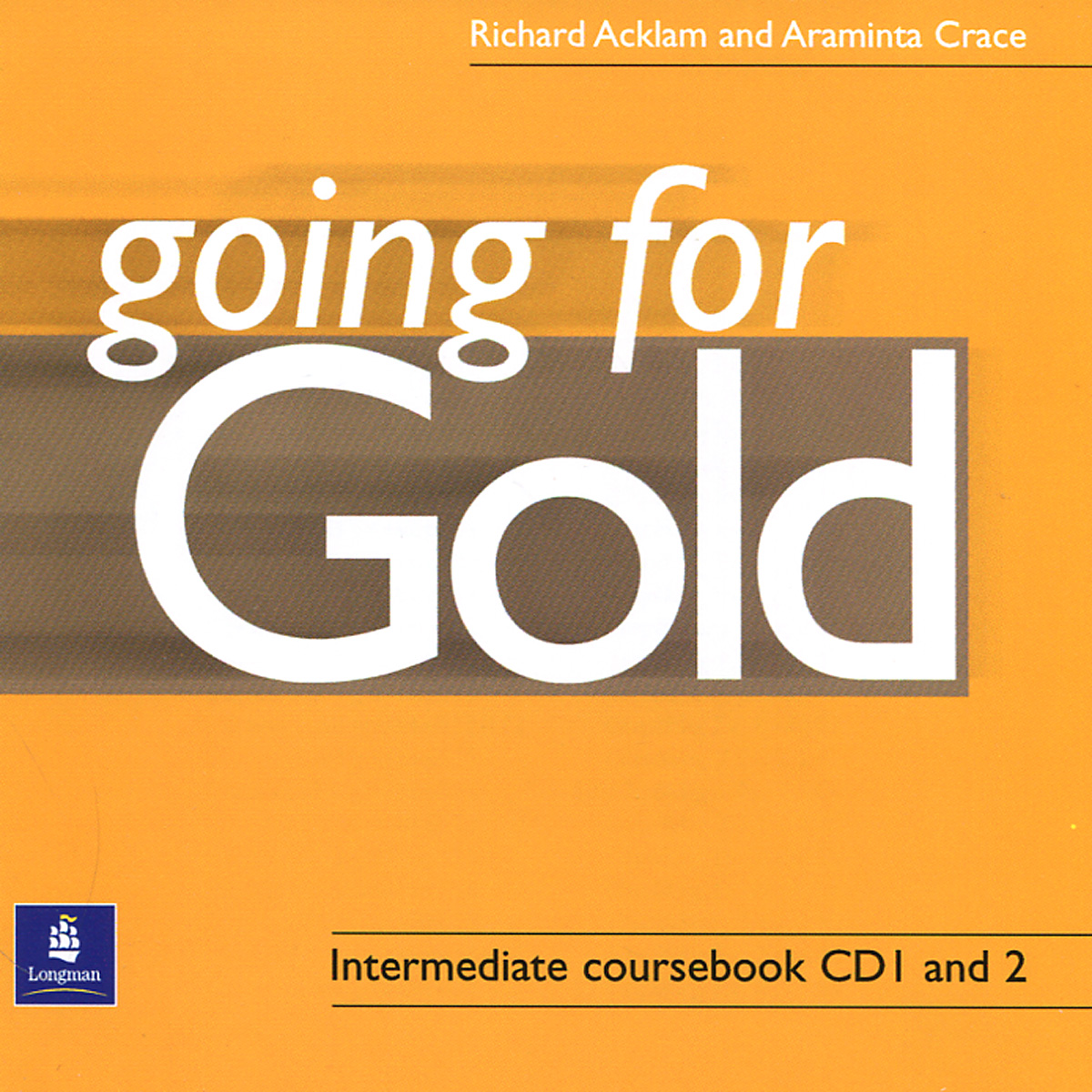 Going for Gold: Intermediate Coursebook (аудиокурс на 2 CD) cutting edge upper intermediate active teach аудиокурс на cd rom