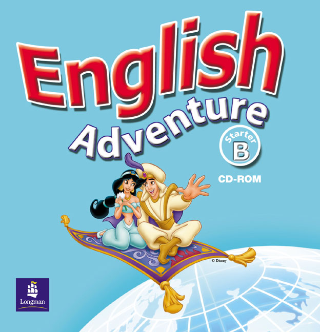 Eng Adventure Starter B CDROM my first eng adventure starter tb