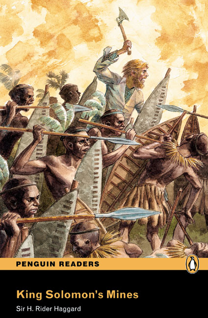 King Solomon's Mines enry haggard king solomon s mines