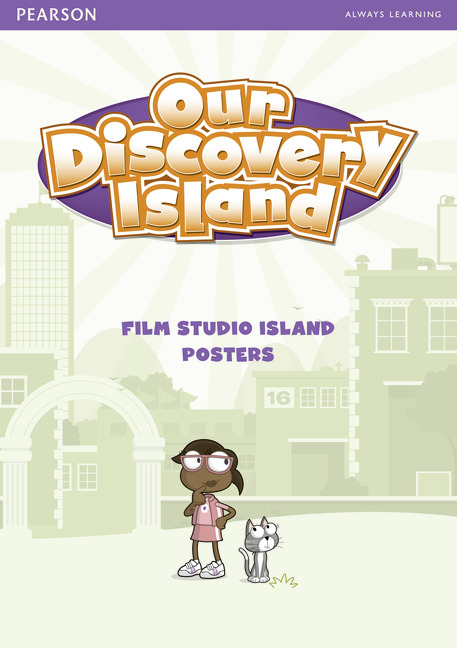 Our Discovery Island 3 Posters our discovery island level 4 cd rom