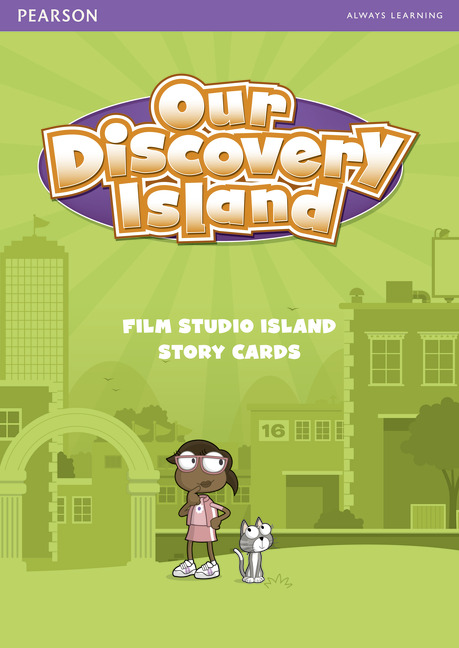 Our Discovery Island 3 Storycards our discovery island 3 dvd