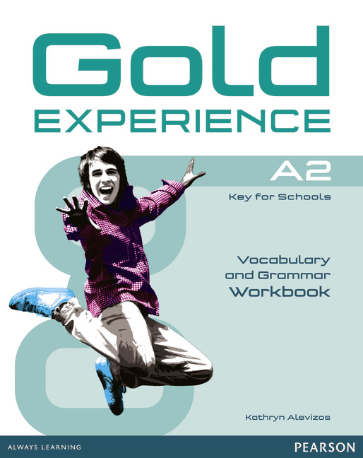 Gold Experience A2 Workbook without key counting workbook