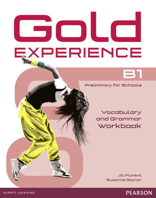 Gold Experience B1 Workbook without key counting workbook