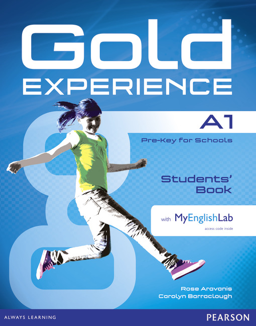 Gold Experience A1: Students' Book with MyEnglishLab (+ CD-ROM) the theater experience w cd rom