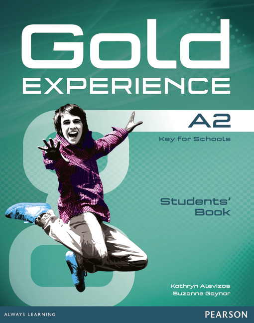 цены Gold Experience A2: Students' Book (+ DVD-ROM)