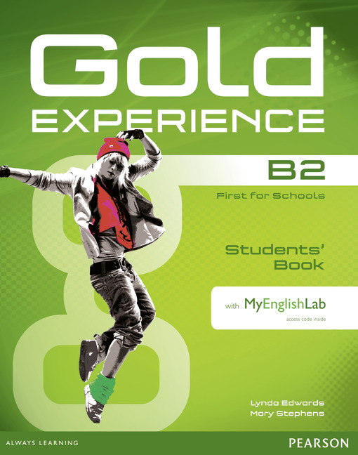 Gold Experience B2: Students' Book with MyEnglishLab (+ СD-ROM) jojo 2 students book cd