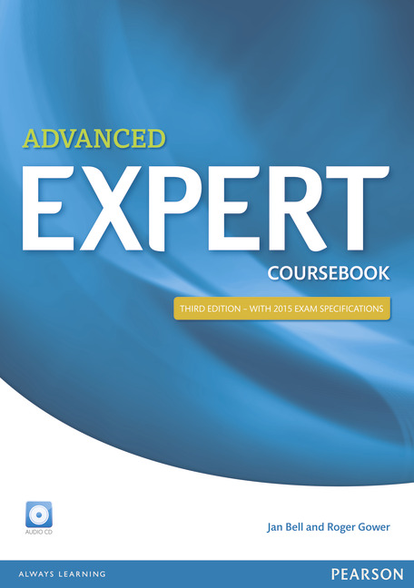 Advanced Expert: Coursebook (+ 4 CD) global advanced coursebook