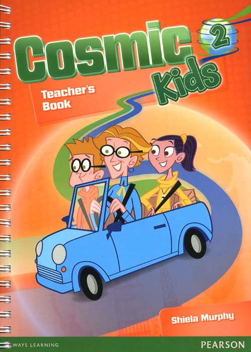 Cosmic Kids 2: Teachers' Book (+ CD) blogs in slovakia
