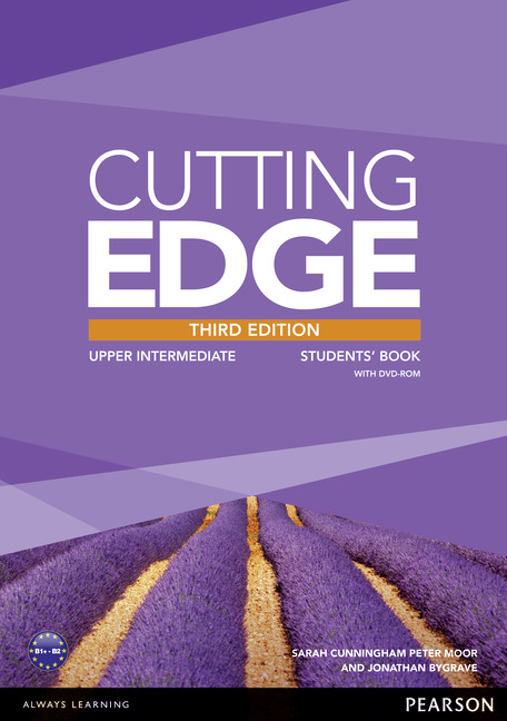 Cutting Edge 3Ed Up-Int SB+DVD+MyLab contemporary topics 3ed intr sb dvd