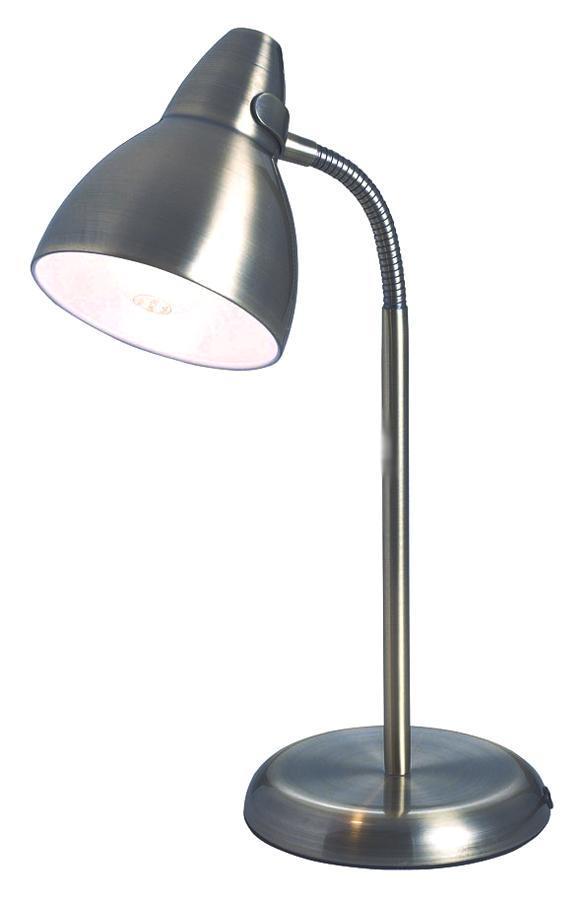 Настольный светильник MarkSLojd PARGA 408841408841408841 Настольная лампа, PARGA, сталь, E27 1*60WW