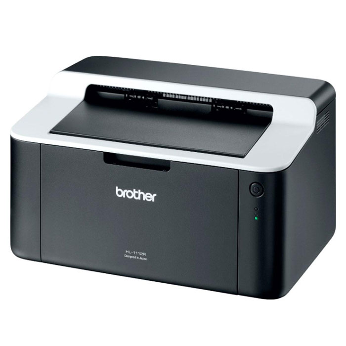 Brother HL1112R (HL1112R1) лазерный принтер принтер canon i sensys colour lbp653cdw лазерный цвет белый [1476c006]