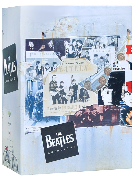 The Beatles Anthology (5 DVD)