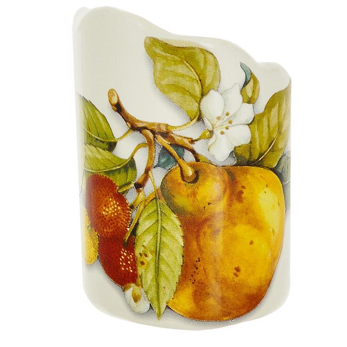 Подставка для зубочисток Nuova Cer Итальянские фрукты подставки для зубочисток nuova cer s n c подставка для спичек 14см прованс