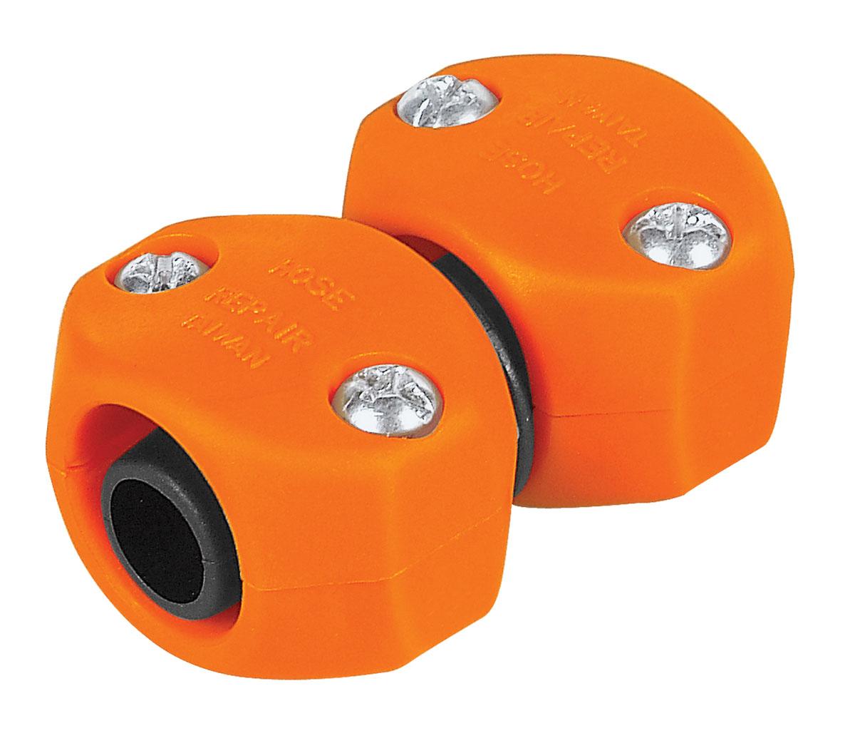 Коннектор ремонтный для шланга Truper, пластиковый, папа-мама, 1/2 коннектор ремонтный для шланга truper пластиковый мама 5 8 3 4