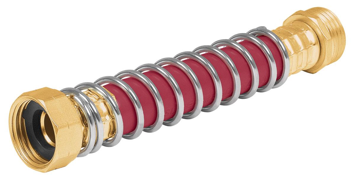 Коннектор пружинный для шланга Truper, 3/4 коннектор для шланга green apple gwhc20 059