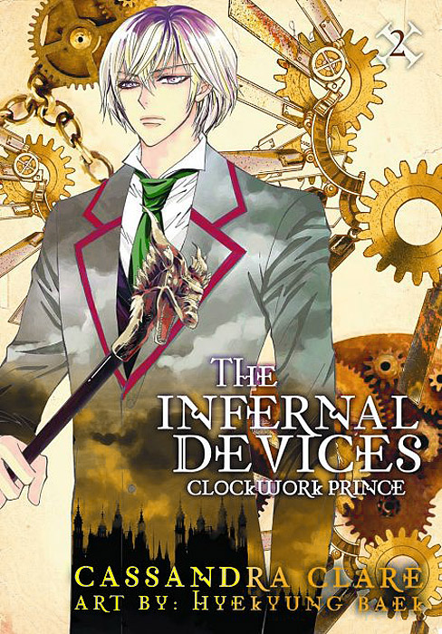 The Infernal Devices 2: Clockwork Prince the infernal devices 1 clockwork angel