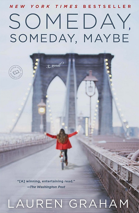 Someday, Someday, Maybe what she left