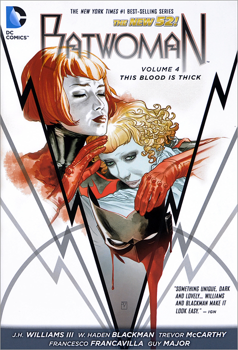 Batwoman: Volume 4: This Blood is Thick batman 66 volume 4