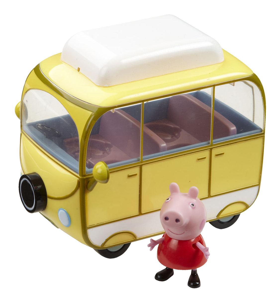 Peppa Pig Игровой набор Веселый кемпинг peppa pig игровой набор кемпинг пэппы 19070